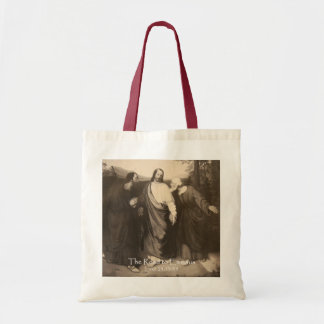 The Road to Emmaus Custom Bag