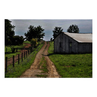 The Road to Home 36 x 24 Poster