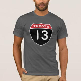 The Road to Twenty 13 T-Shirt