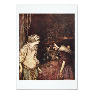 The Robber Bridegroom Card