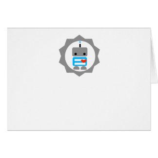 The Robot! Card