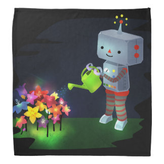 The Robot's Garden Bandana