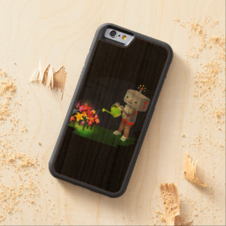 The Robot's Garden Carved Cherry iPhone 6 Bumper Case