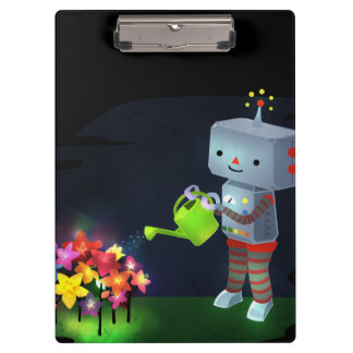 The Robot's Garden Clipboard