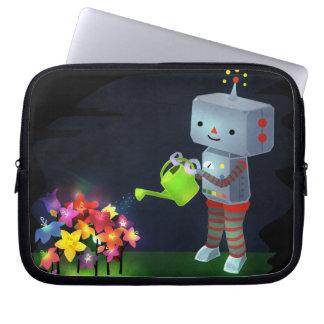 The Robot's Garden Computer Sleeves