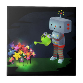 The Robot's Garden Tile