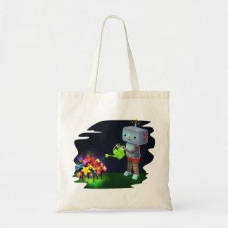 The Robot's Garden Tote Bag
