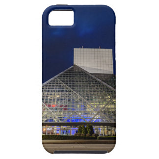 The Rock and Roll Hall of Fame at Dusk iPhone 5 Case
