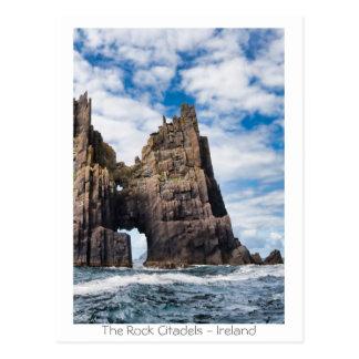 The Rock Citadels Postcard