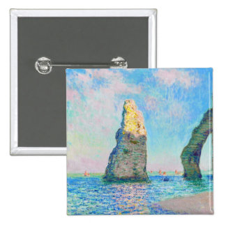 The Rock Needle and the Porte d'Aval Claude Monet Pins