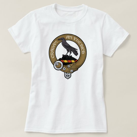 The Rock of the Raven (Women's White) T-Shirt