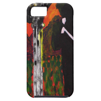 The Rock Singer Case For The iPhone 5