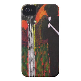 The Rock Singer iPhone 4 Case