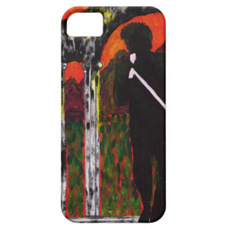 The Rock Singer iPhone 5 Cover