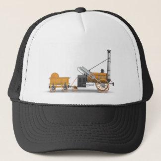 The Rocket Trucker Hat