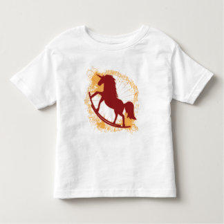 The ROCKING Horse! Toddler T-shirt