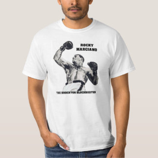 The Rocky Knockout Shirt with quote