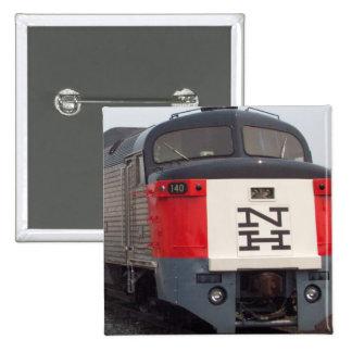 The Roger Williams Train Set Pin