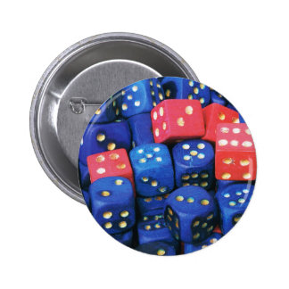 The roll of a dice buttons