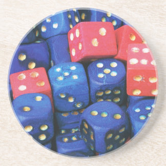 The roll of a dice coaster