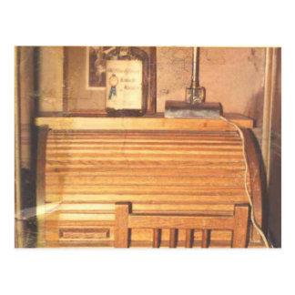 The Roll Top Desk Postcard