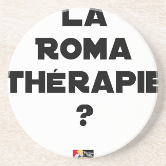 THE ROMA THERAPY? - Word games - François City Coaster
