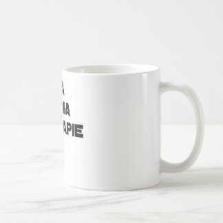 THE ROMA THERAPY? - Word games - François City Coffee Mug
