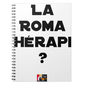 THE ROMA THERAPY? - Word games - François City Notebook