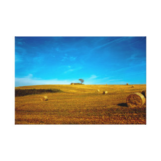 the Roman countryside Canvas Print