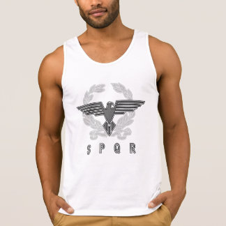 The Roman Empire Aquila Eagle Tank Top