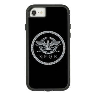 The Roman Empire Emblem iPhone 8/7 Case. Case-Mate Tough Extreme iPhone 8/7 Case