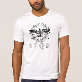 The Roman Empire SPQR Emblem T-Shirt