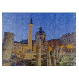 The Roman Forum in Rome Boards