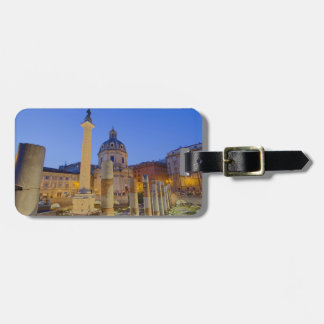 The Roman Forum in Rome Luggage Tag