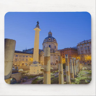 The Roman Forum in Rome Mouse Pad