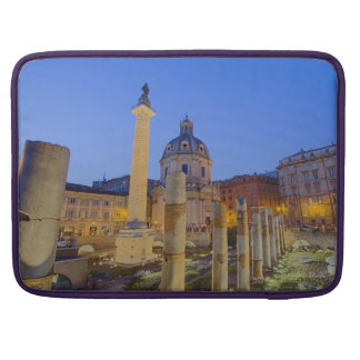 The Roman Forum in Rome Sleeve For MacBooks