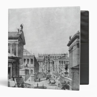 The Roman Forum of Antiquity, 1914 3 Ring Binder