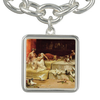 The Roman Maidens by Juan Luna. Bracelet