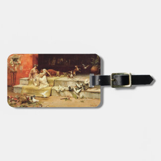 The Roman Maidens by Juan Luna. Luggage Tag