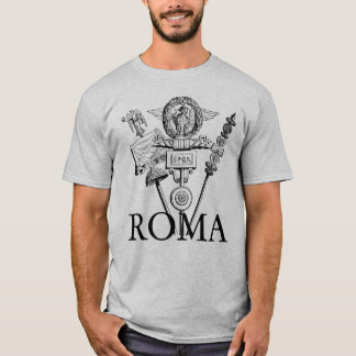The Roman Standards (2 Sided) T-Shirt