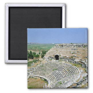 The Roman theatre, 1st-2nd centuries AD Magnet