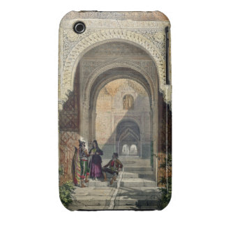 The Room of the Two Sisters in the Alhambra, Grana iPhone 3 Case-Mate Cases