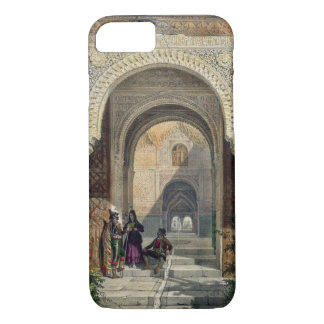 The Room of the Two Sisters in the Alhambra, Grana iPhone 7 Case