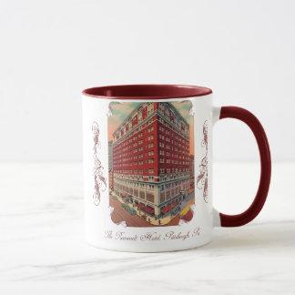 The Roosevelt Hotel Vintage Coffee Mug