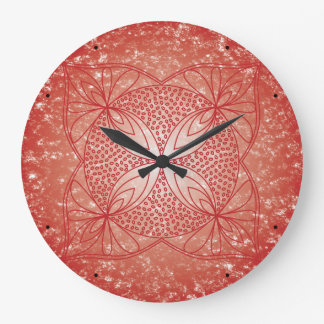 The Root Chakra Large Clock