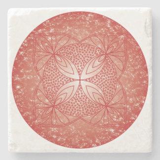 The Root Chakra Stone Coaster