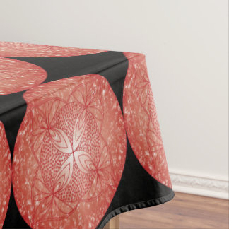 The Root Chakra Tablecloth