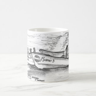 The Rosario, sketch from the Oregon Coast Coffee Mug