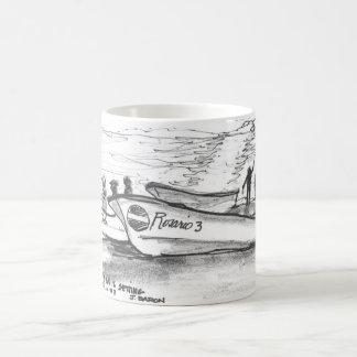 The Rosario, sketch from the Oregon Coast Coffee Mug