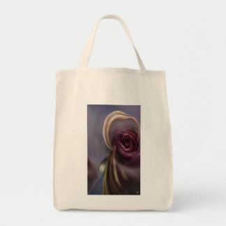 The Rose and the Headdress Tote